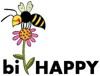 bi-HAPPY – Logga