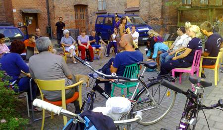 OIKOS Communitys etablering i Landskrona