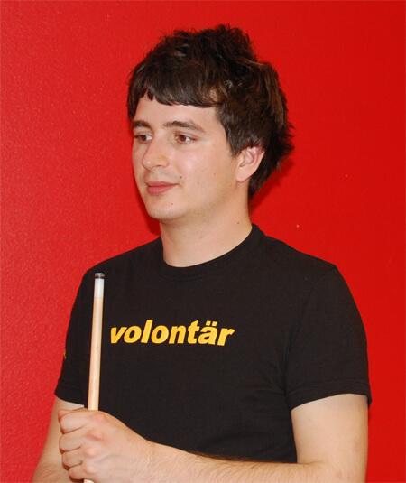 bli volontär eller praktikant