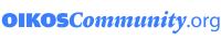 OIKOSCommunity.org – Logga Blå