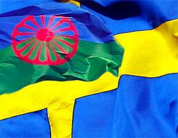 startsida romska sektionen