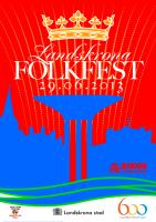 Folkfest 600 – Landskrona