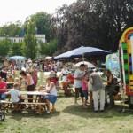 Workshop med Cirkusvagnen i Folkets Park