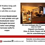 Nell Walden Helgcafé