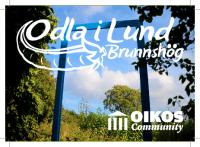 Odla i Lund Brunnshög & Bi-Happy – Broschyr