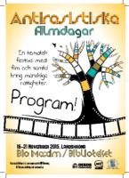Antirasistiska filmdagar 2015 program