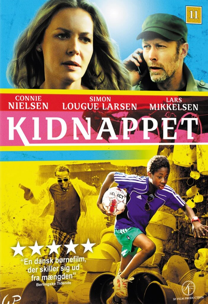 Lost In Africa - Kidnappet