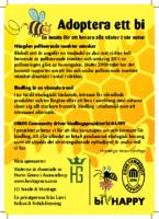 bi-HAPPY Landskrona Trädgårdsgille 2016 – Infoblad