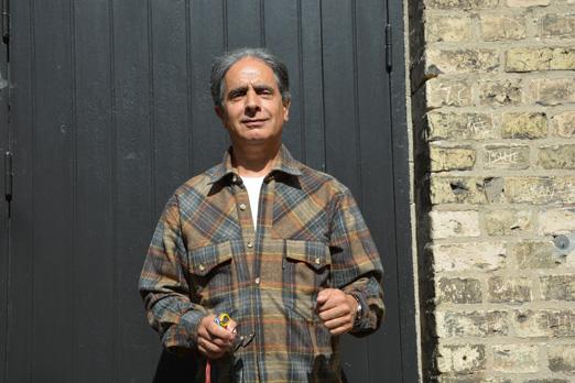 Julio Saavedra Duarte. Foto: Patrik Svensson