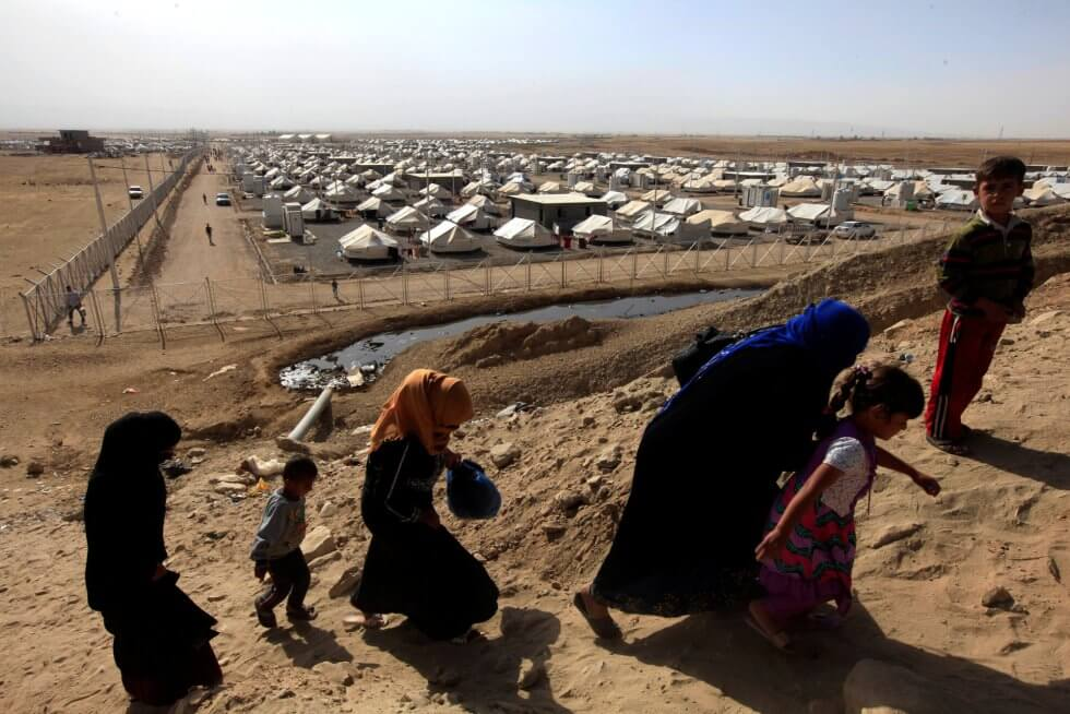 Ett år till med flyktingkaos
