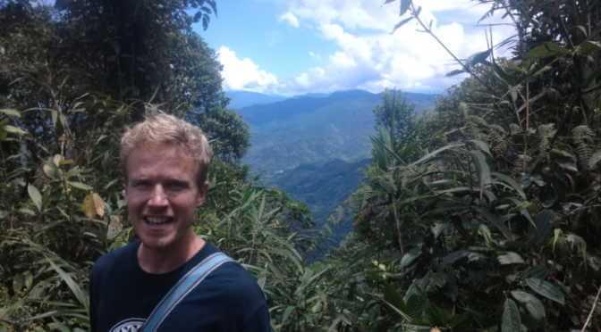 Jordens Vänner: Praktik i Latinamerika