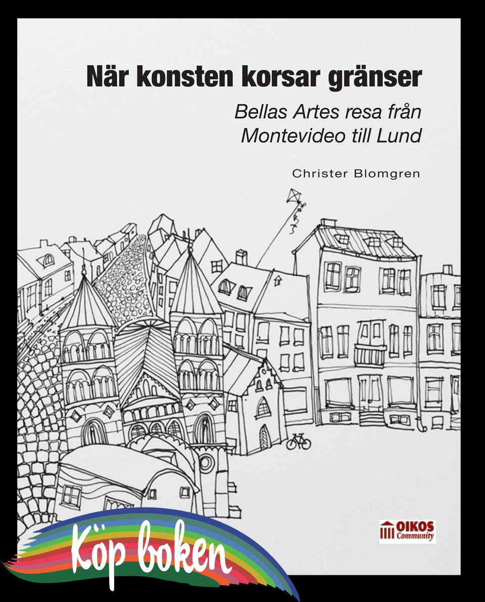 Köp 'När konsten korsar gränser' på www.bellasartesilund.se.