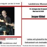 Jesper Kittel till Café Nell Walden 14 jan