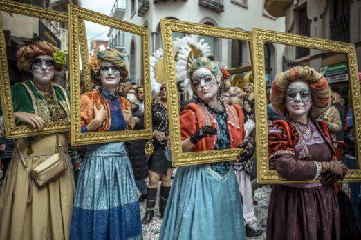 Karneval i Sitges